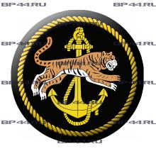 Наклейка 3D мини 55 ДМП - 155 ОБр МП