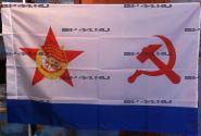 Флаг ВМФ СССР (90Х135)