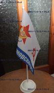 Флаг Черноморский флот СССР (12Х18см на подставке)